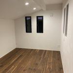 2階 洋室 無垢板 天井 新築 一宮町 東浪見