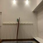 吹き抜けの玄関ホール